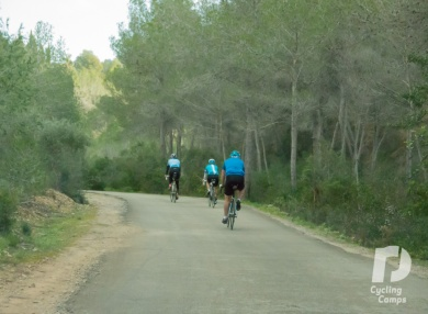 RJ Cycling Camps Calpe Spain