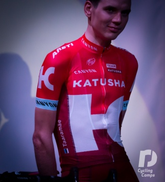 RJ Cycling Camps Calpe Spain Katusha